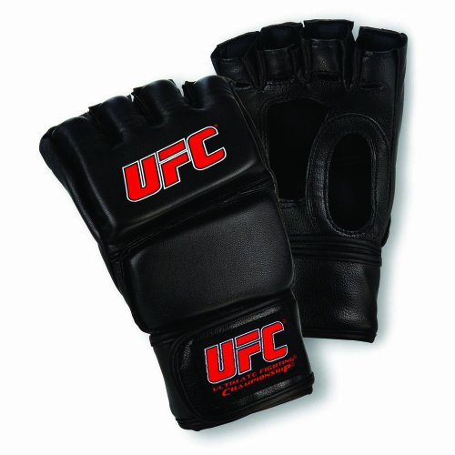 UFC Black MMA Training Glove S/M