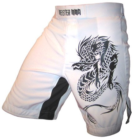 Meister MMA Dragon Hybrid Flex Board Shorts – 33/34