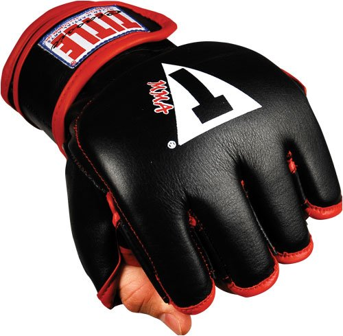 TITLE Classic MMA NHB Open Palm Gloves, Regular