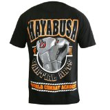 Hayabusa Official MMA Academy T-Shirts - Black (L)