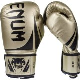Venum Challenger 2.0 Boxing Gloves, Gold, 14-Ounce