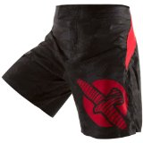 Hayabusa Weld3 Fight Shorts, 30, Black