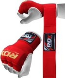 RDX Inner Hand Wraps Gloves Boxing Fist Padded Bandages MMA Gel Muay Thai Kick R