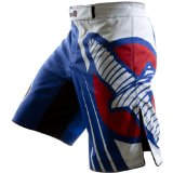 Hayabusa Official MMA Chikara Recast Performance Shorts - Blue - Size 34