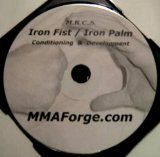 NEW Iron Fist & Iron Palm MMA Mixed Martial Arts Training Conditioning & Development NEW DVD Video