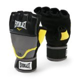 Everlast EverGel Weighted Grey Wraps (Small/Medium)