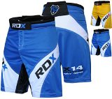 RDX MMA Training UFC Clothing Shorts Cage Fighting Muay Thai Kickboxing X14