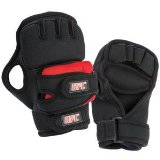UFC Mma Weighted Gloves Small/Medium