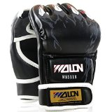 Fantastic Zone Half Finger Boxing Gloves Sanda Fighting Sandbag Gloves MMA UFC