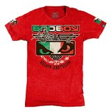 Bad Boy Kelvin Gastelum UFC 180 Walkout T-Shirt - XL - Red