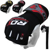 RDX MMA Grappling Gloves Cage UFC Fighting Inner Sparring Glove Training X5