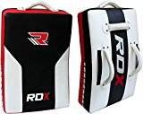 RDX MMA Kick Strike Shield Curved Training Thai Pad Focus Target Boxing Punching Mitts (THIS IS SOLD AS SINGLE ITEM)