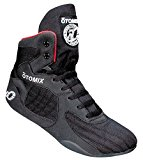 Otomix Black Stingray Escape Weightlifting & Grappling Shoes (10.5)