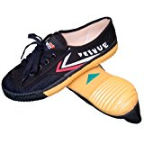 Tiger Claw Feiyue Martial Arts Shoes - Black - Size 34