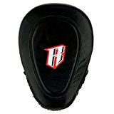 Revgear Gel Focus Mitts, Black
