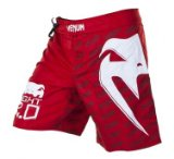 Venum Light 2.0 Fight Shorts, Red, X-Small