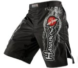 Hayabusa Mizuchi Fight Shorts, 38, Black