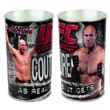 UFC Mixed Martial Arts Randy Couture Wastebasket