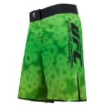 UFC Men's Electric 2.0 Training Shorts, Green, 34