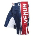 "Venum ""All Sports"" USA Edition Fightshorts, Blue, Medium"