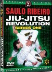 Saulo Ribeiro Brazilian Jiu-Jitsu Revolution Series One. Six Volume DVD Instructional Series for Grappling and Mixed Martial Arts