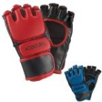 Youth MMA Training Glove Youth sizes Blue Large / Xlarge