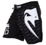 Venum Light 2.0 Fight Shorts, Black, Large