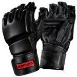 Century Men's Leather Wrap Gloves with Clinch Strap, Large/X-Large