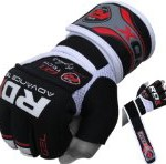 Authentic RDX GEL Wraps Grappling Gloves MMA,UFC,Boxing Mitts-Size Small, Medium, Large, X-Large