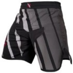 Hayabusa Flex Fight Shorts, 32, Black