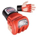Combat Sports Pro-Style MMA Gloves (Large)