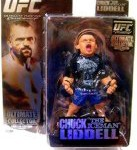 Round 5 UFC Ultimate Collector Series 1 LIMITED EDITION Action Figure Chuck Iceman Liddell