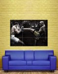 ANDERSON DA SILVA THE SPIDER MIXED MARTIAL ARTS UFC GIANT POSTER PRINT NC6021