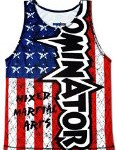 Original American DOMINATOR MMA Tank Top Mixed Martial Arts Muscle Shirt M