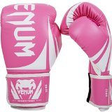 Venum Challenger 2.0 Boxing Gloves, Pink, 12-Ounce