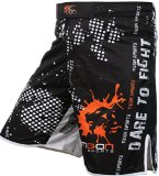 Classic MMA Cage Fight Mixed Martial Arts Shorts Tigon (Large)
