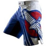 Hayabusa Official MMA Chikara Recast Performance Shorts – Blue – Size 34