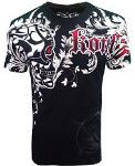 New Konflic Men Designer's MMA Crew Neck T Shirt
