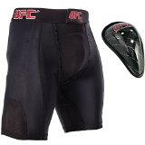 UFC Compression Shorts with Cup MD