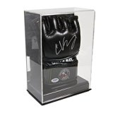 Single UFC / MMA Glove Display Case with Mirror Back