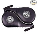 Pack of 2 Taekwondo Durable Kick Pad Target Tae Kwon Do Karate Kickboxing Training