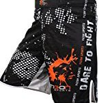 Classic MMA Cage Fight Mixed Martial Arts Shorts Tigon (XXX-Large)