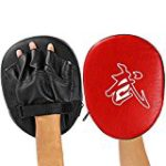 Stylrtop Punch Mitts Suitable for Boxing, MMA, Thai Boxing, Kickboxing, Boxercise, Karate, Taekwondo, Krav Maga, Wing Chun Other Martial Arts