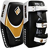 Farabi kick shield thai pad MMA muay thai Shield Curved Pads martial art training pads Boxing Strike pad Curved Arm Pad MMA Focus pad Muay Punch Shield .